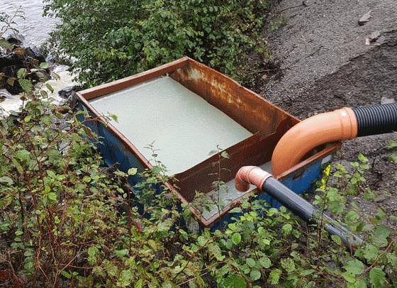 Veidekke med miljømessigeoverskridelser