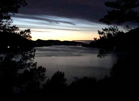 Fordobling av miljøgiften PCB i fjorden på seksår